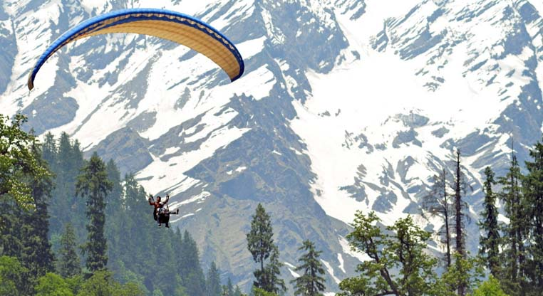 Full Day Adventure in Solang Valley/ Rothang Pass(On Direct Payment)