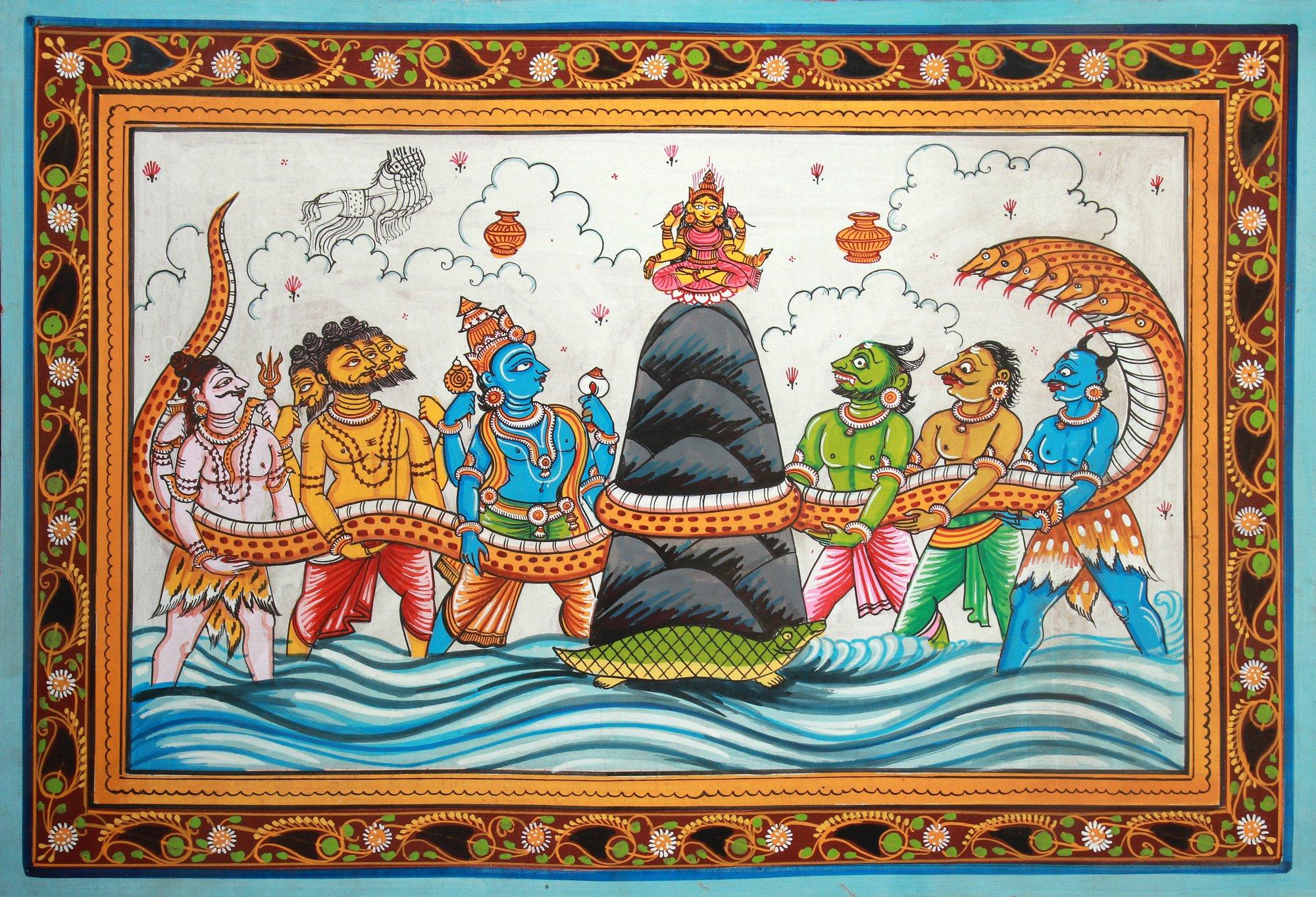 Gyanganj - Samudra Manthan